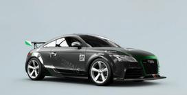 FM5Navbox Audi ForzaMotorsportTTRSCoupeDOE