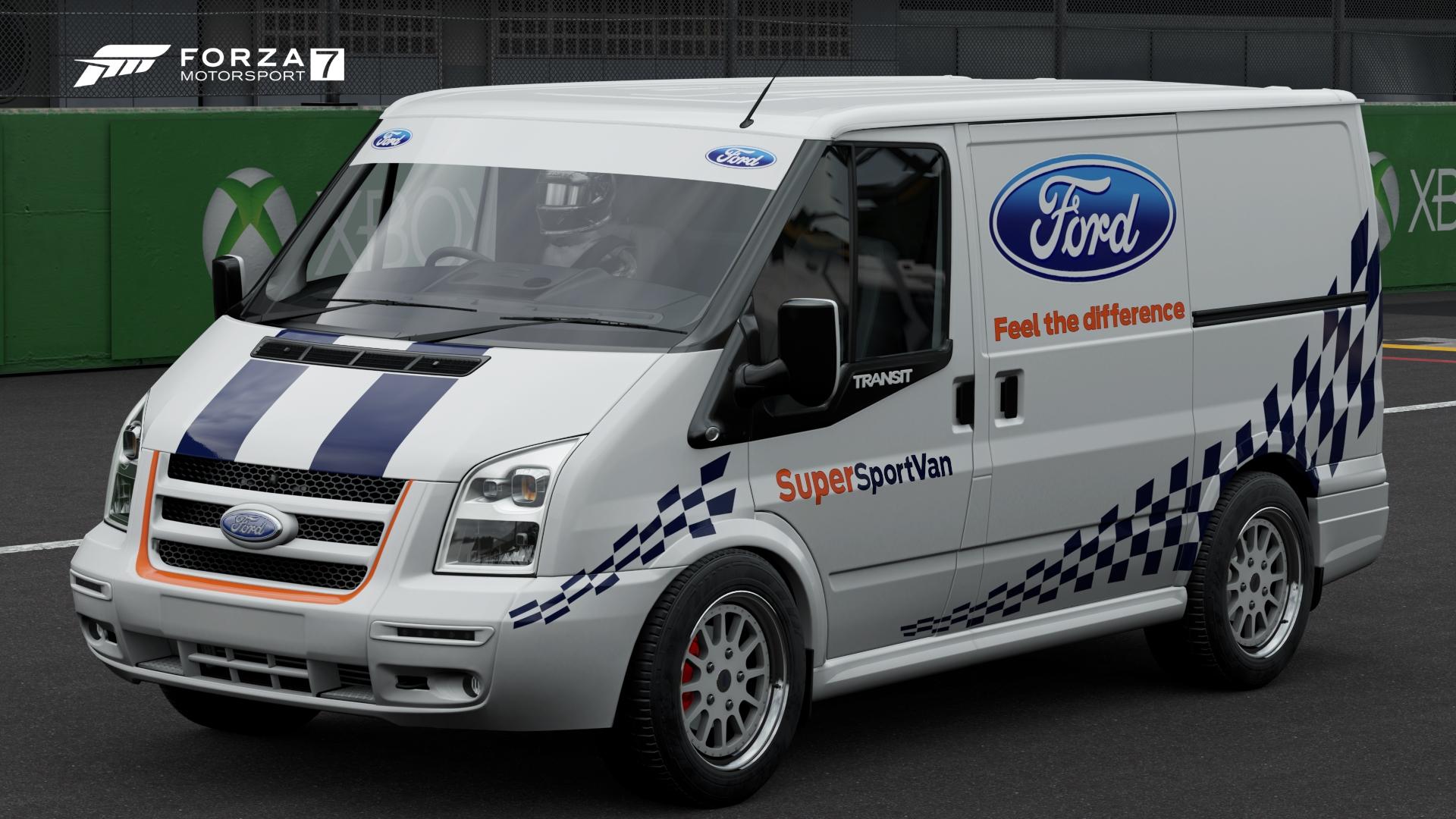 Ford Transit Sport Van >> Ford Transit SuperSportVan | Forza Motorsport Wiki | FANDOM powered by Wikia