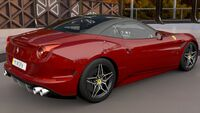 FH3 Ferrari Cali T Rear