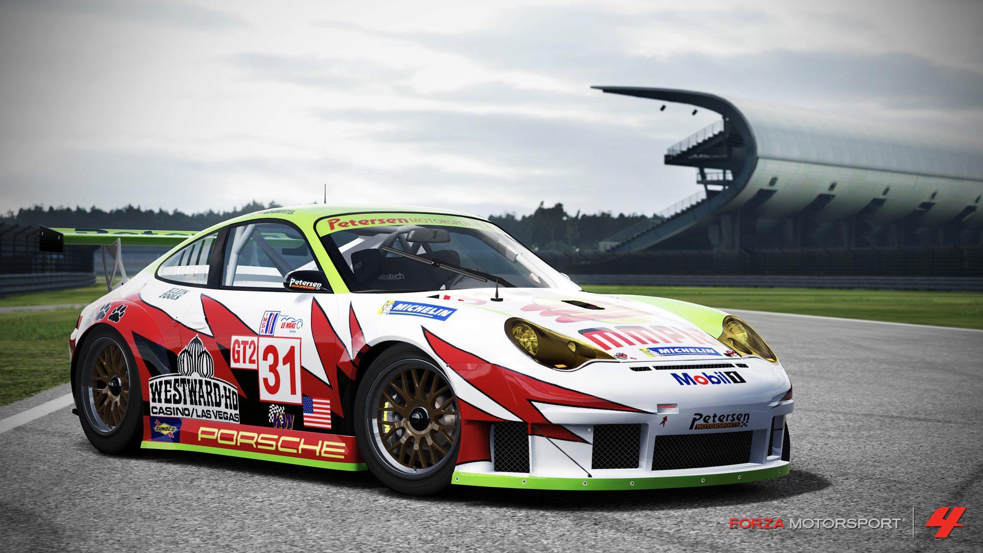 Porsche 911 Gt3 Rsr 996 Forza Motorsport Wiki Fandom Powered