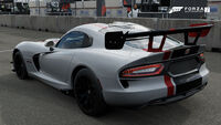 FM7 Dodge Viper 16 Rear