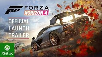 Forza Horizon 4 Official Launch Trailer-0
