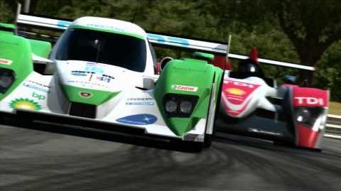 Forza Motorsport 3 - Intro
