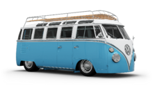 HOR XB1 VW Type 2 FE