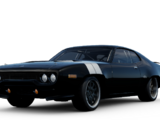 Plymouth GTX Fast & Furious Edition