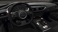 FH4 Audi RS 7 Interior