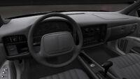 FH4 Chevrolet Impala SS Dashboard