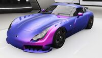 FH4 TVR Sagaris Forza Edition front