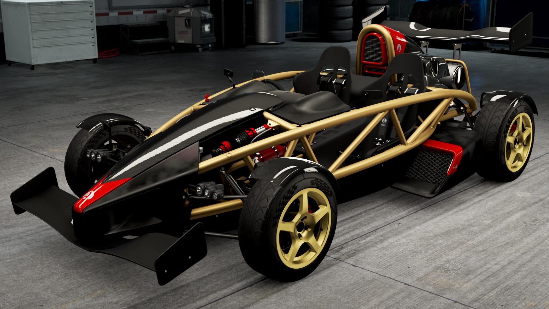 Ariel Atom 500 V8 | Forza Motorsport Wiki | FANDOM powered by Wikia