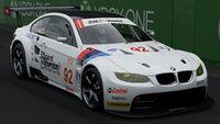FM7 BMW 92 M3 GT2 Front