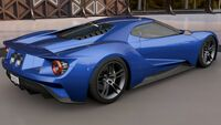 FH3 Ford GT 17 Rear