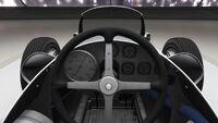 FH4 Auto Union Type D Interior