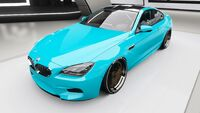 FH4 BMW M6 Coupe Forza Edition front