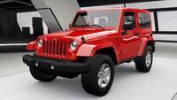 FH4 Jeep Wrangler Rubicon Front