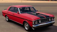 FH3 Ford Falcon XY Front