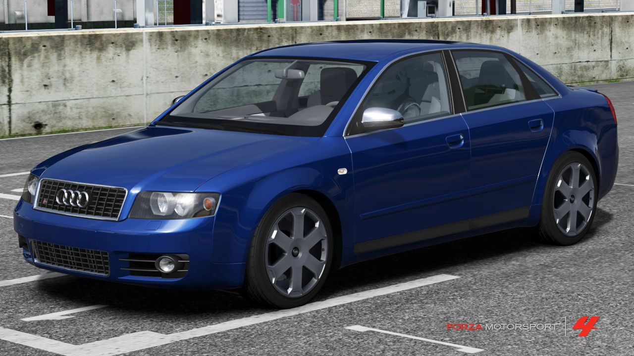 audi s4 2004 forza motorsport wiki fandom powered by wikia. Black Bedroom Furniture Sets. Home Design Ideas