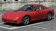 FM4 Mazda RX7-FD