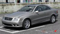 FM4 Mercedes CLK55