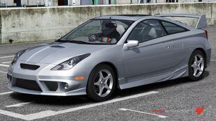 Toyota Celica SS-I in Forza Motorsport 4