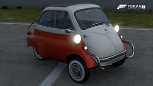 BMW Isetta 300 Export in Forza Motorsport 7