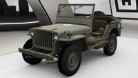 FH4 Willys MB Jeep Front