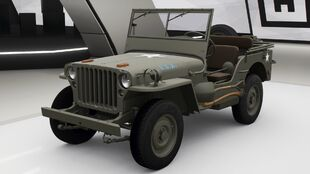 Jeep Willys MB in Forza Horizon 4