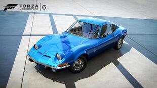1968 Opel GT in Forza Motorsport 7