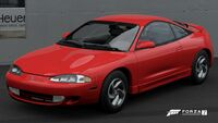 FM7 Mitsubishi Eclipse GSX Front