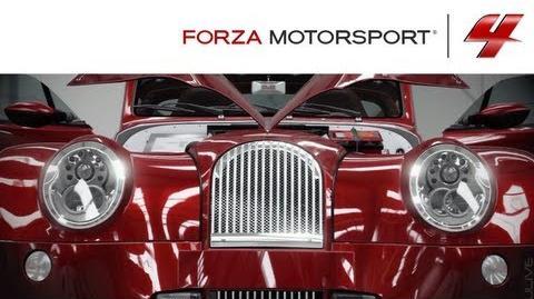 Forza 4 1080p Morgan Aero SS Autovista
