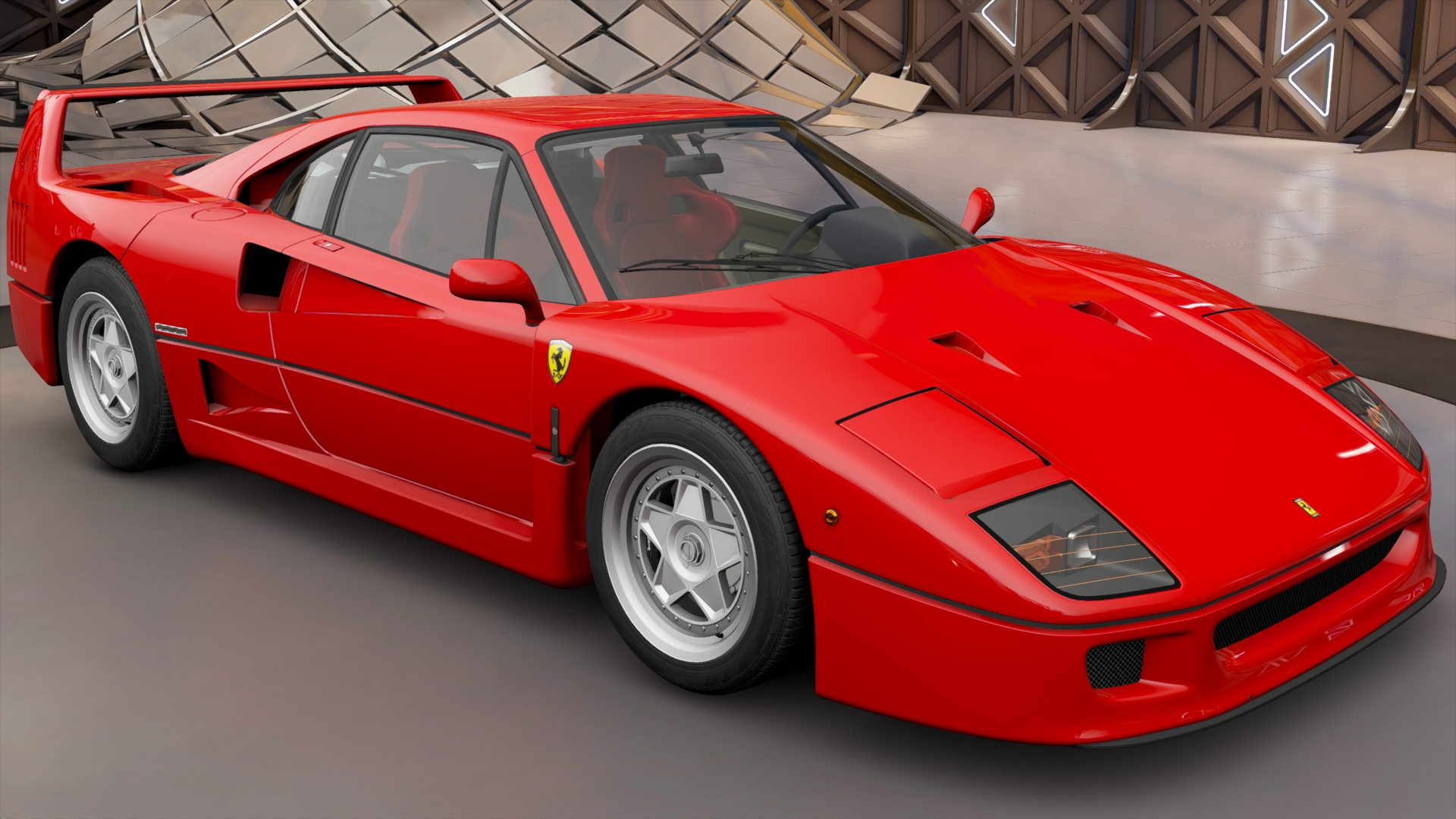 Ferrari F40 Forza Motorsport Wiki Fandom Powered By Wikia