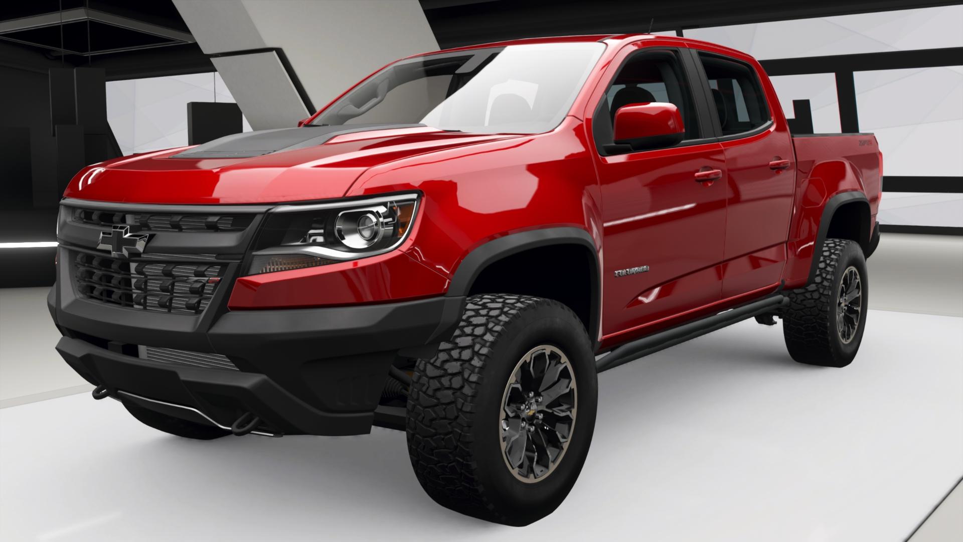 Chevrolet Colorado ZR2 | Forza Motorsport Wiki | FANDOM ...