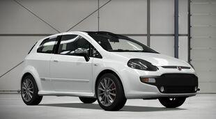 Fiat Punto Evo Sport in Forza Motorsport 4