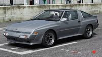 88 starion turbocharger