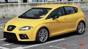 SEAT Leon CUPRA in Forza Motorsport 4