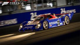 FM6 Nissan 23 R91CP