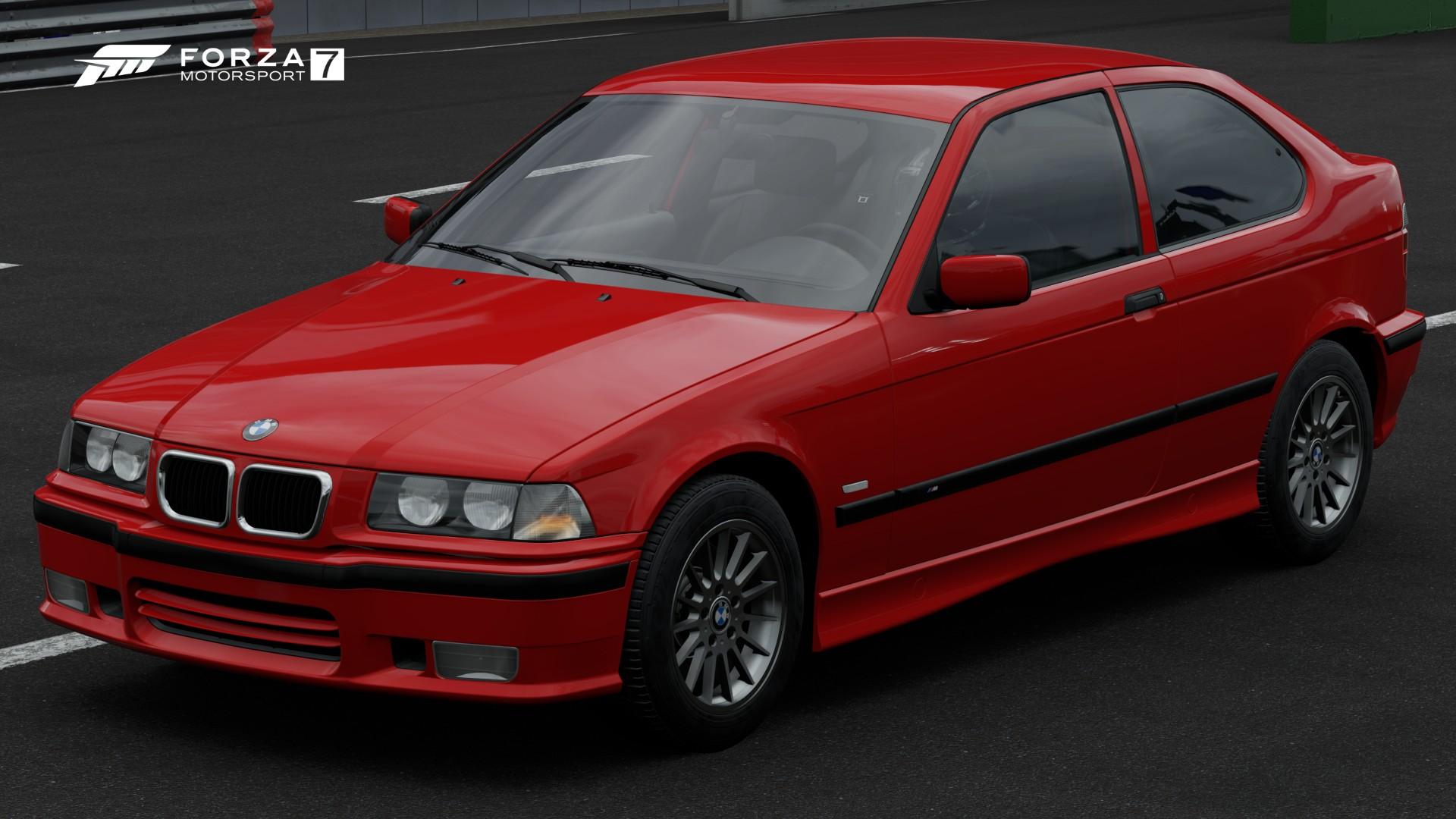 Bmw 323ti Sport Forza Motorsport Wiki Fandom Powered By Wikia