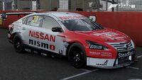 FM7 Nissan 23 Altima Front