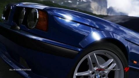Forza Motorsport 4 April Alpinestars Car Pack Launch Trailer