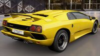 FH3 Lamborghini Diablo Rear
