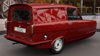 FH3 Reliant Supervan Rear