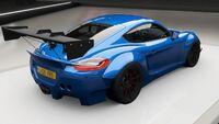 FH4 Porsche Cayman 15 Upgrade Rear