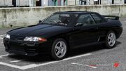 FM4 Nissan SkylineGTR-R32