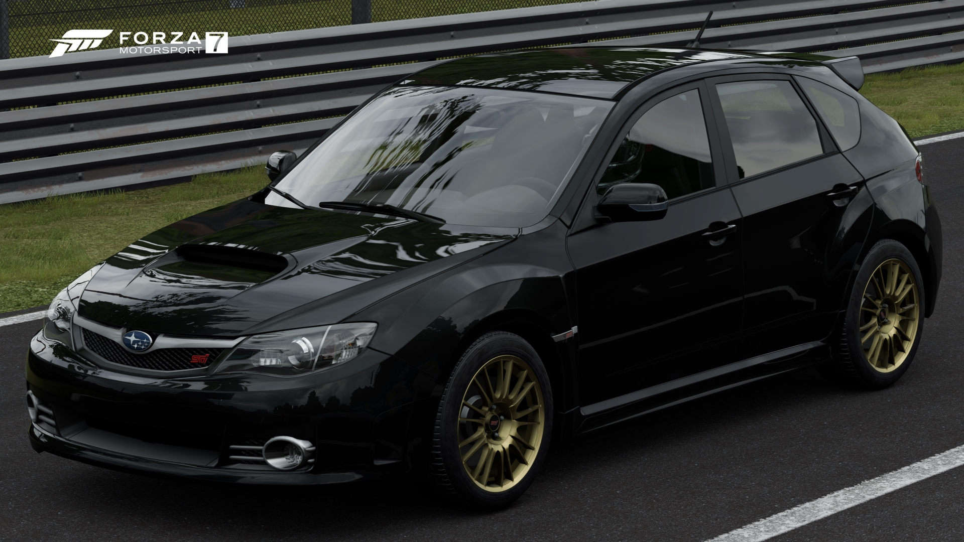 subaru impreza wrx sti 2008 forza motorsport wiki. Black Bedroom Furniture Sets. Home Design Ideas