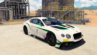 FH3 Bentley ContinentalGT3