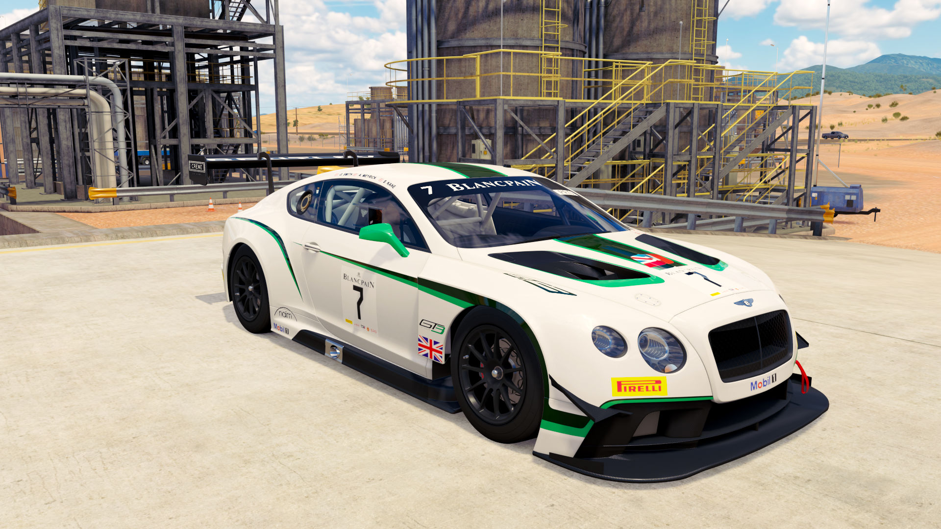 Bentley  M Sport Bentley Continental Gt