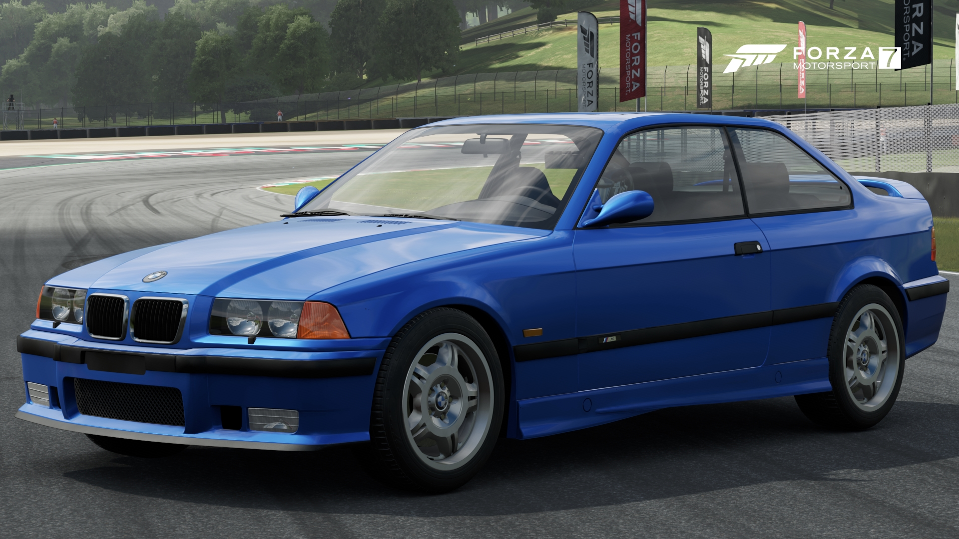 1997 BMW M3 In Forza Motorsport 7