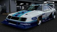FM7 Ford 6 Mustang Front