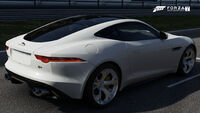 FM7 Jaguar F-Type Rear