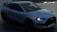 FM7 Veloster N Front