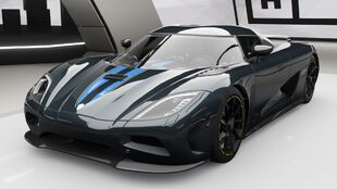 Koenigsegg Agera in Forza Horizon 4